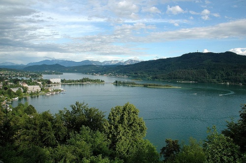 Lago Worthersee