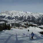 Schladming, el lugar preferido por los esquiadores