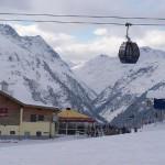 St. Anton, cuna del esqui alpino
