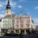 Visitando la ciudad de St Polten