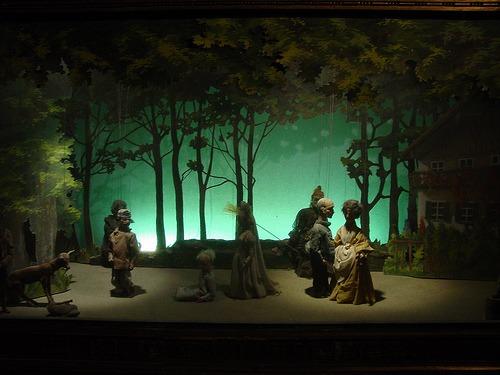 Teatro de Marionetas de Salzburgo