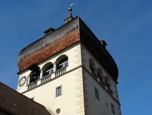 Torre de San Martin en Bregenz