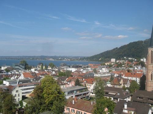 Vista desde la Torre de San Martin