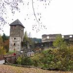 Voitsberg, pequeña ciudad en Estiria