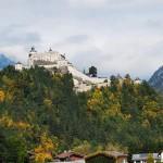 Werfen, cueva de hielo y gran fortaleza