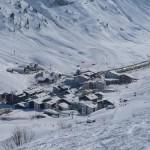 Zürs am Arlberg, exclusivo complejo de esquí